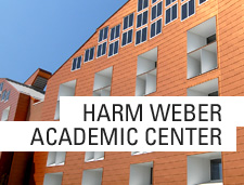 Harm Weber Academic Center
